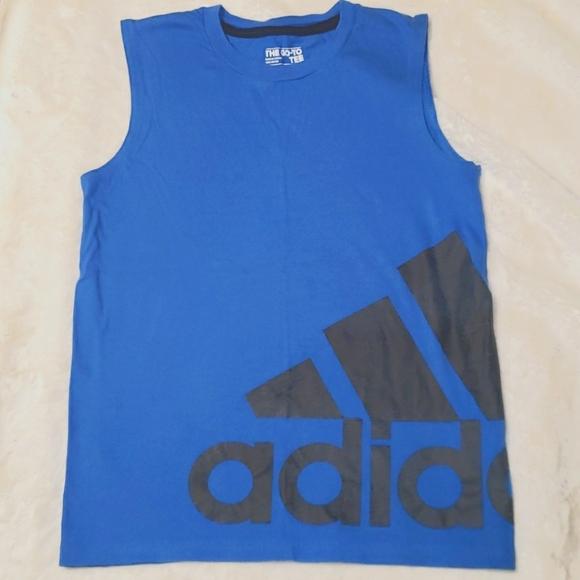 Adidas Boys size (7X)